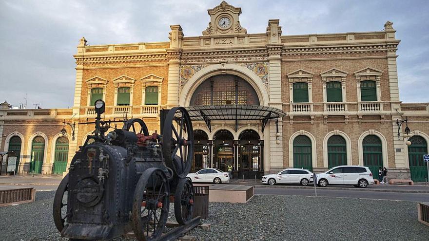 Adif saca a licitación la reforma de la estación de tren de Cartagena