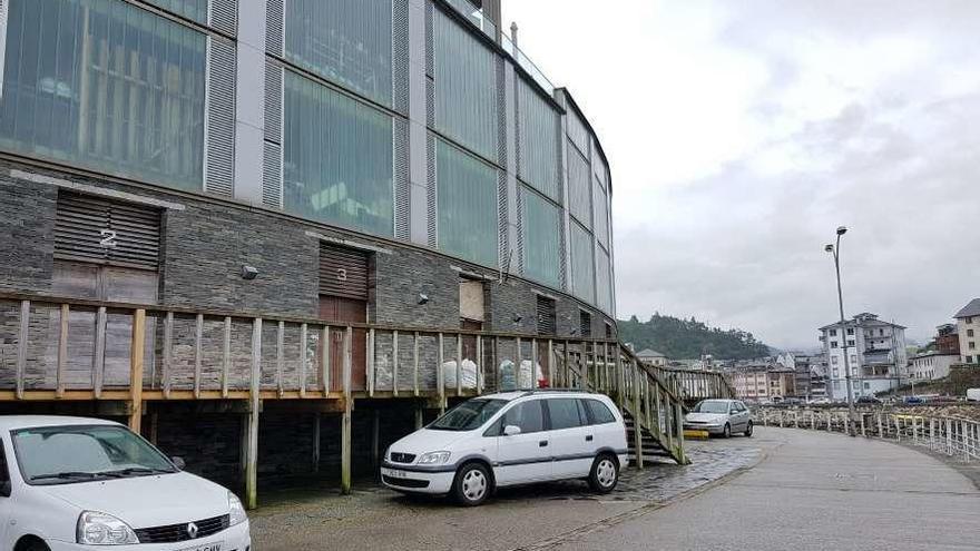 El Museo del Calamar Gigante se abrirá en la antigua conservera de Luarca en 2020