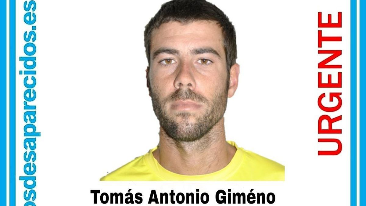 El hombre desaparecido con sus dos hijas en Tenerife.