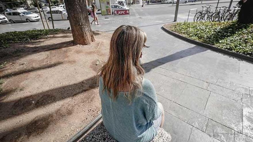 Marina, una superviviente tras diez años de maltrato