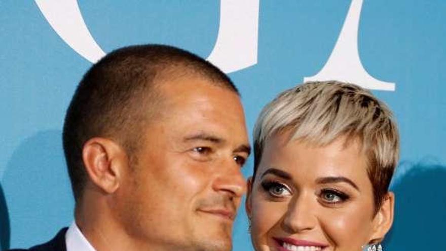 Katy Perry anuncia que va a ser mamá