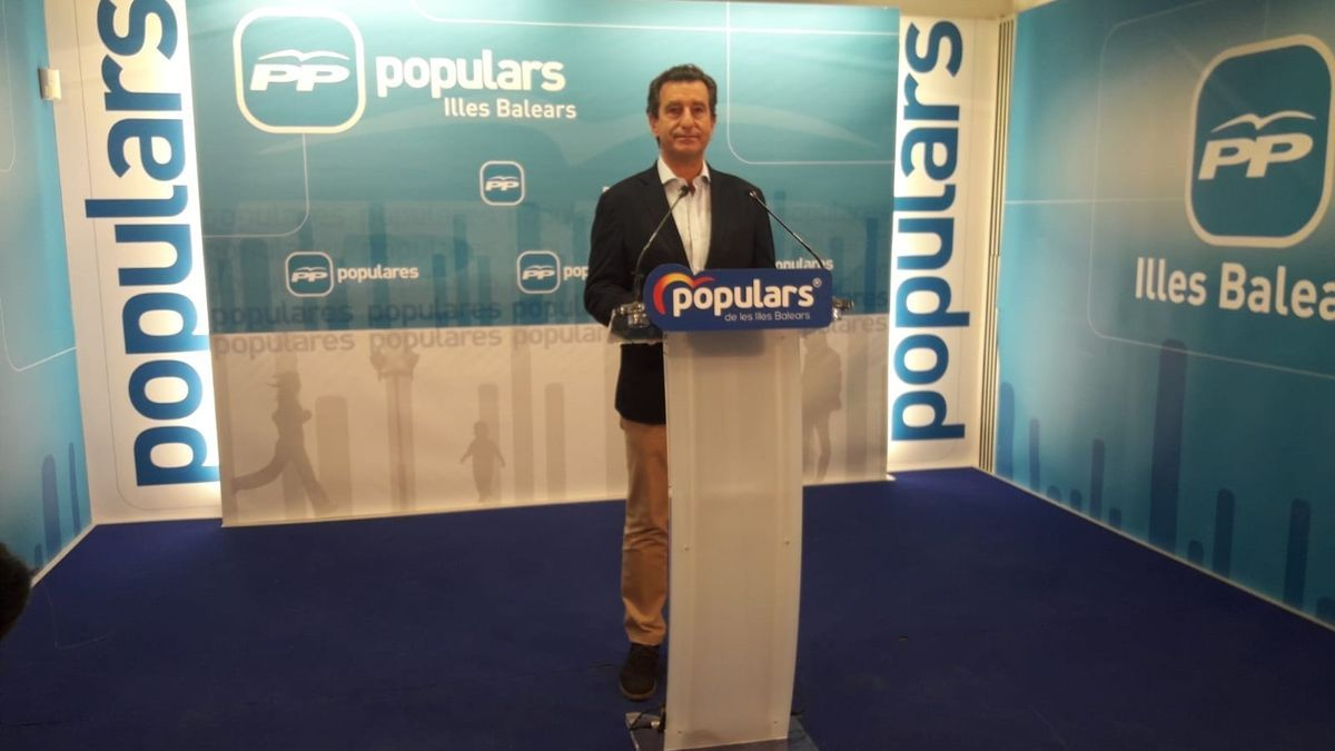 """BALEARES.-Company dice que la asignación de los fondos europeos no compensará """"el hundimiento"""" económico en Baleares"""