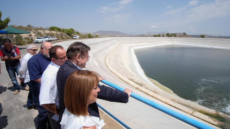La Junta Central de Usuarios se niega a devolver al Consell la gestión del agua del trasvase Júcar-Vinalopó