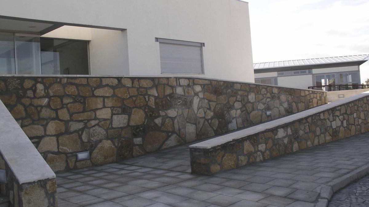 Residencia de Villar del Buey