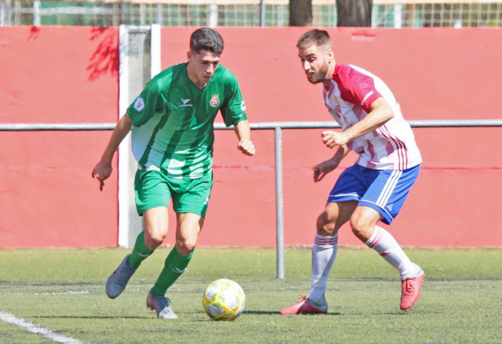 Cerdanyola FC - CE Manresa