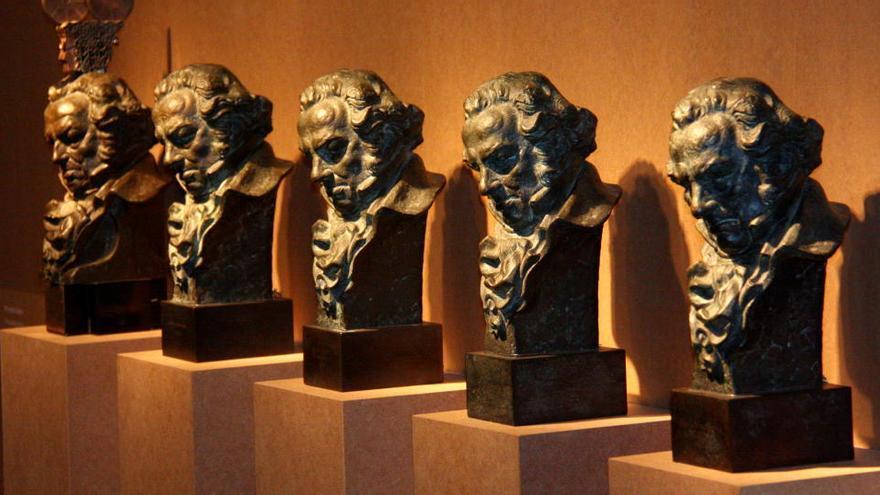 La gala dels Goya farà el lliurament de premis de manera telemàtica