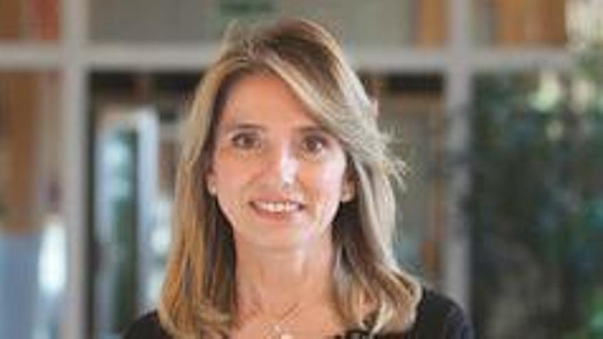 La directora de la Escuelta Técnica Superior de Ingeniería Agronómica y de Montes de la Universidad de Córdoba, Rosa Gallardo.