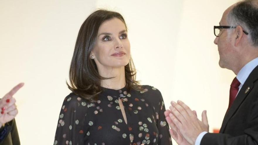La Reina Letizia inaugura FITUR con guiño a Asturias