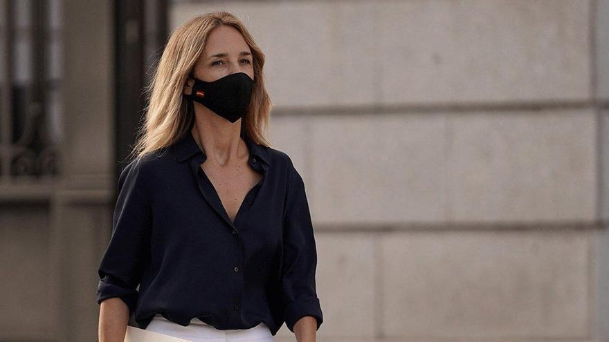 """Álvarez de Toledo le dice a Casado que """"no existe la violencia contra la mujer por el hecho de ser mujer"""""""