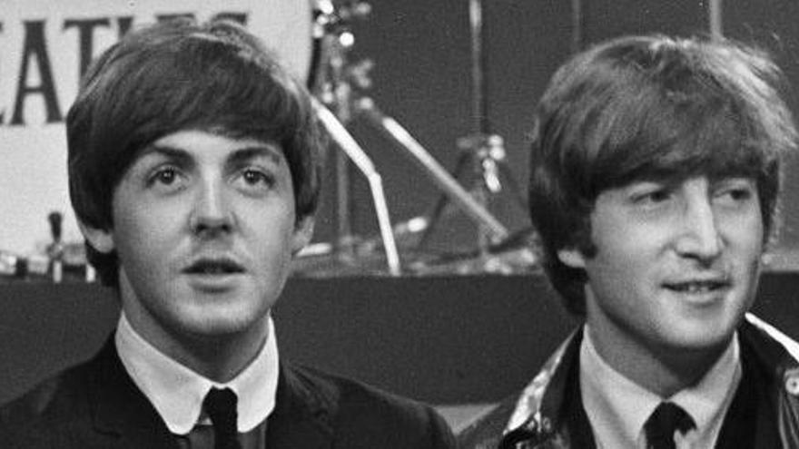 Las matemáticas acaban con la eterna disputa entre Lennon y McCartney