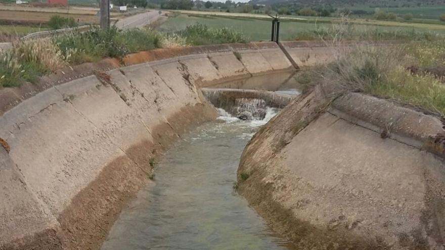 El canal de San José pide una siembra adaptada a la dotación de agua de riego