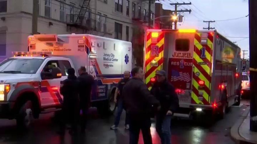 Los autores del tiroteo en Nueva Jersey eligieron el supermercado judío
