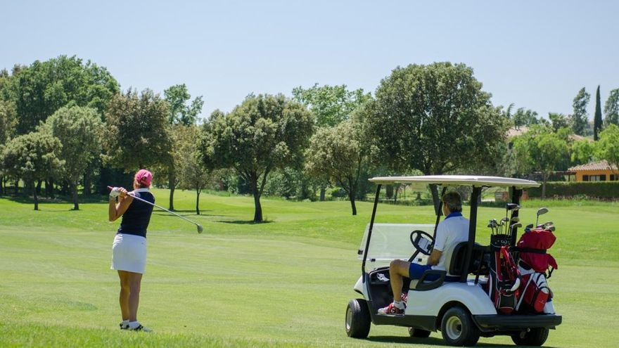 Els vuit camps de golf de la Costa Brava reinicien la seva activitat
