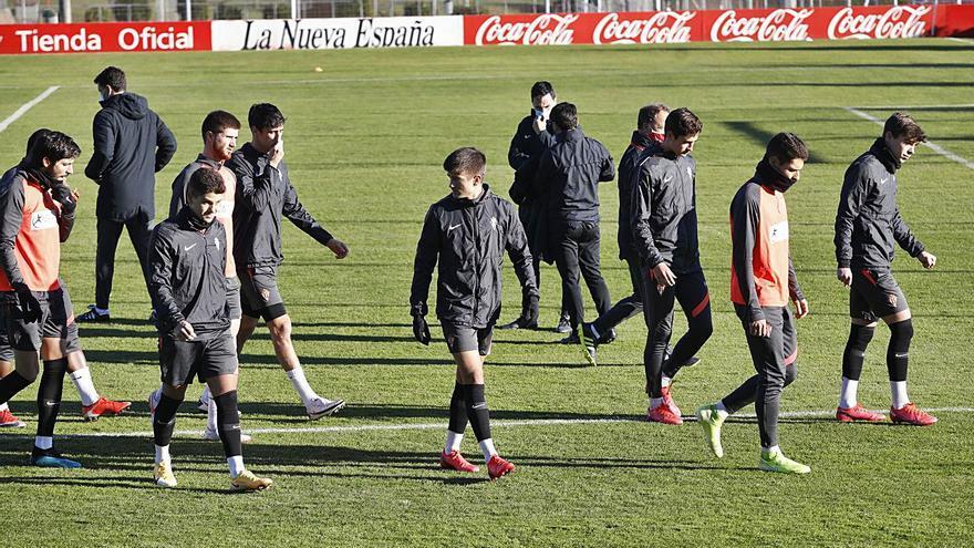 Gallego amplía las posibilidades del Sporting: así queda el equipo tras la vuelta de cinco futbolistas