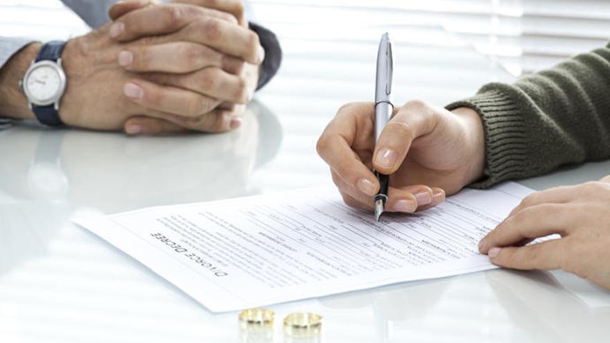 ¿Cuánto cuesta actualmente un divorcio?