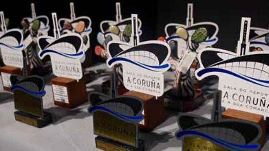 Sigue en directo la Gala do Deporte da Coruña e a súa Comarca