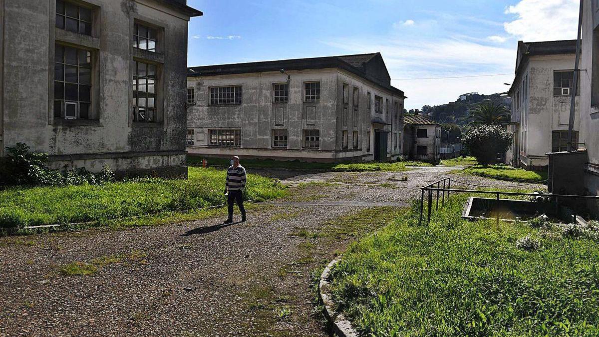 Terrenos de la fábrica de armas, donde se instalará la Ciudad de las TIC.