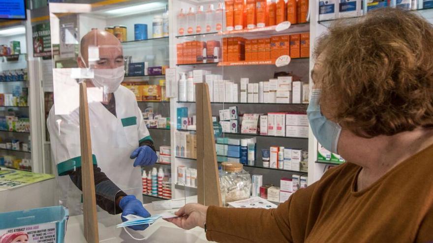 La covid eleva a un récord de 2.223 millones el gasto en medicamentos