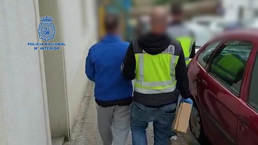La red sexual desarticulada operaba en Ourense y Santiago