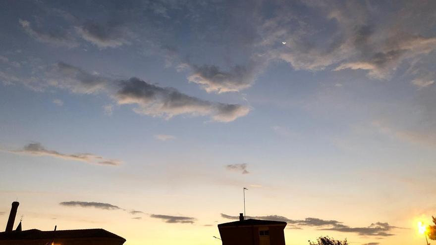 El tiempo en Zamora: doble alerta amarilla por lluvias y tormentas