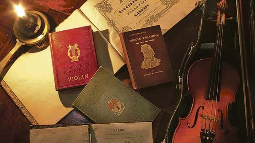 Al rescate de joyas bibliográficas musicales