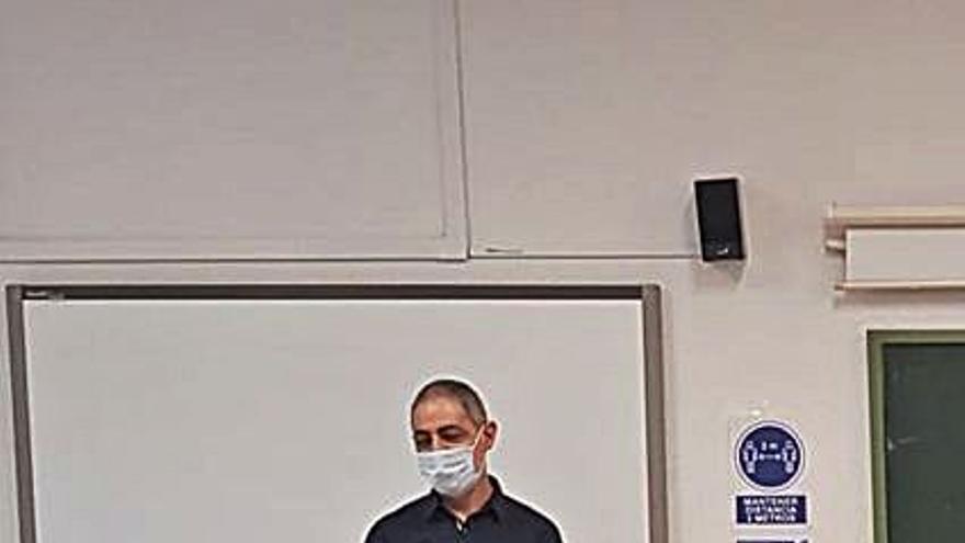 El CSIF aboga por poner purificadores de aire en los colegios
