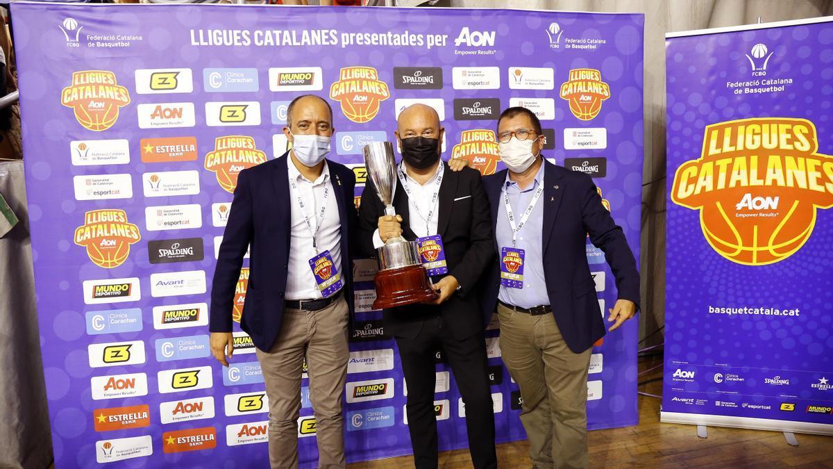 Lliga Catalana: Baxi Manresa - Barça