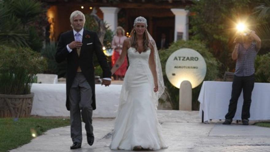 Santiago Cañizares y Mayte García anuncian su divorcio