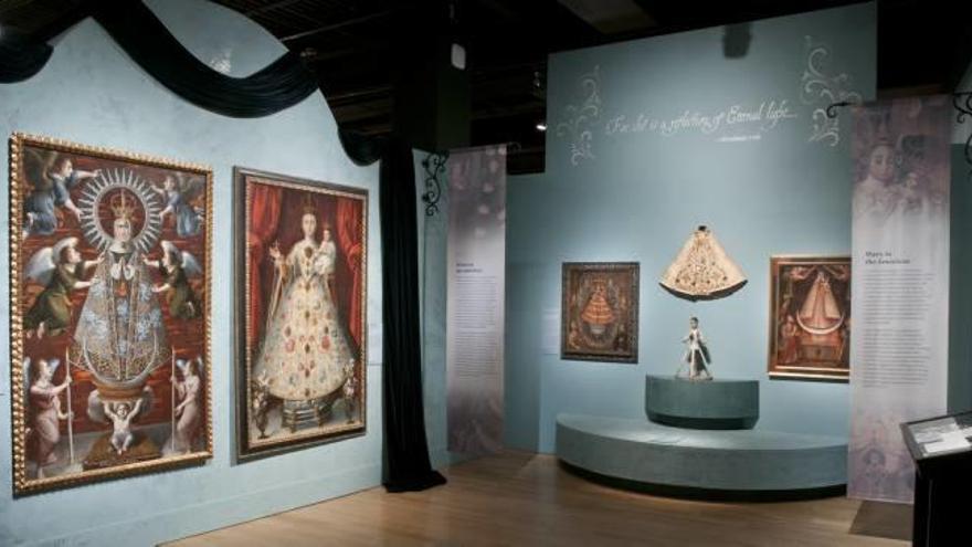 El Museo de Nuevo México se ofrece para traer la Virgen del Lledó americana a Castelló