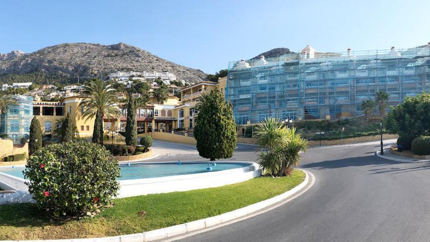 Un nuevo hotel de 5 estrellas gran lujo 'wellness' empleará a 300 personas en Altea