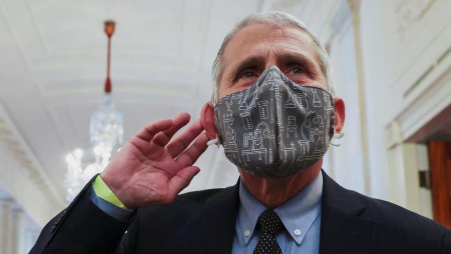 EEUU supera los 25 millones de contagiados por coronavirus