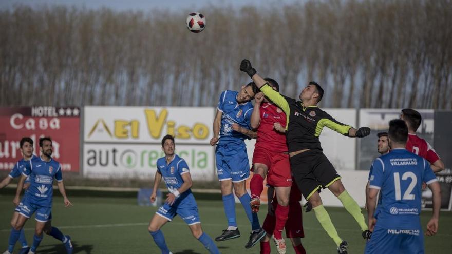 El Villaralbo no tuvo piedad del Navarrés (5-1)