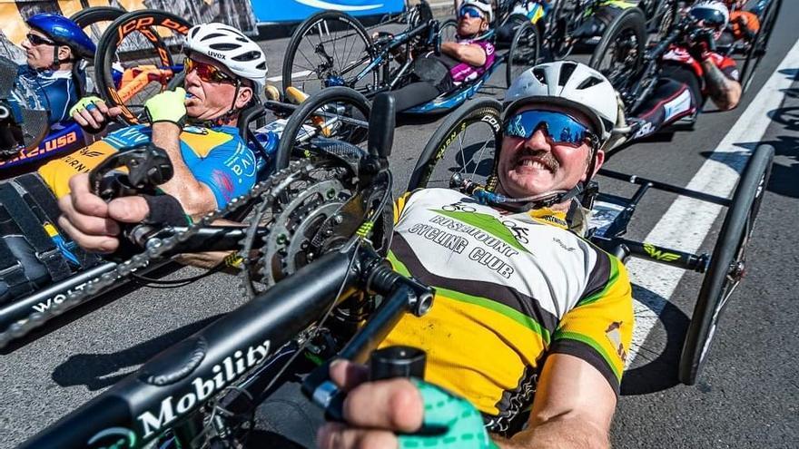 Cáceres y Casar acogen la III Extremadura Paracycling Cup