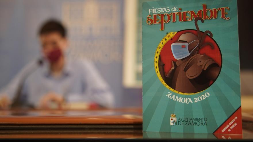 Fiestas de Septiembre en Zamora - Programa completo