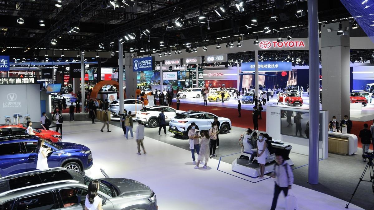 Las principales novedades del Salón de Shanghái 2021