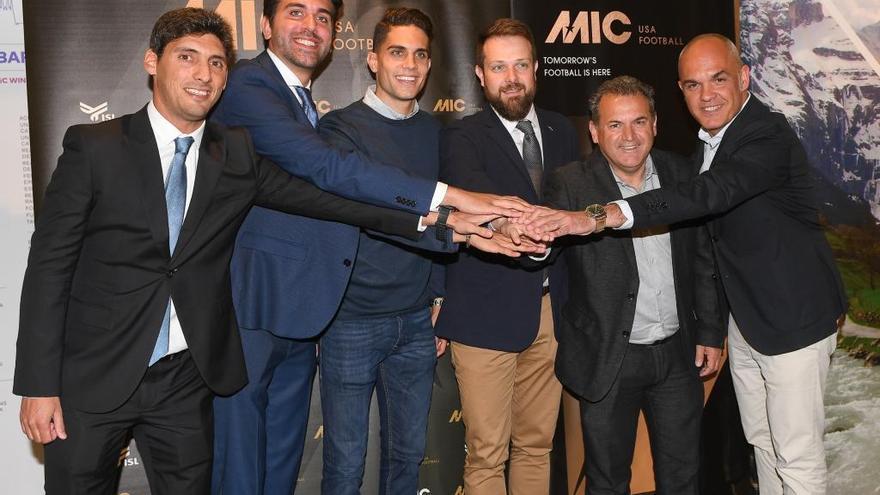 El MICFootball tindrà el primer torneig als Estats Units amb ISL