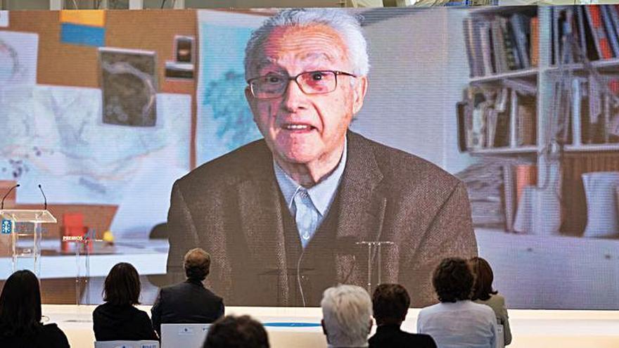 """Gallego Jorreto: """"La trayectoria no es más que una historia del aprendizaje"""""""