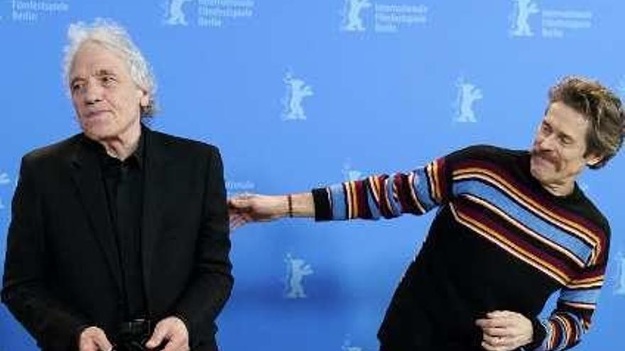 Hillary Clinton, en la alfombra roja de la Berlinale con un documental sobre sí misma