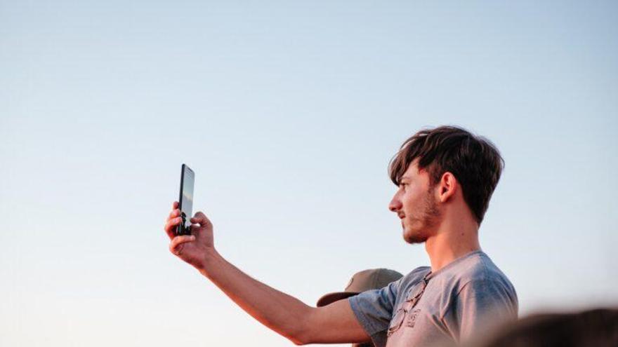 Una aplicación móvil ayuda a mejorar la personalidad