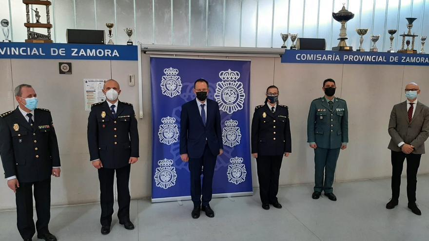 Una mujer ocupará por primera vez el puesto de jefa de Brigada de la Policía Judicial de Zamora