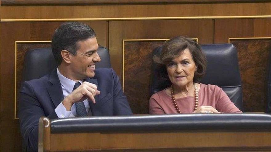 """Calvo justifica el retraso de Sánchez en formar Gobierno: """"Necesita un tiempo"""""""
