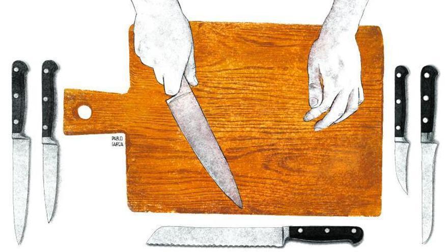 La mirada del lúculo | La cocina y sus armas