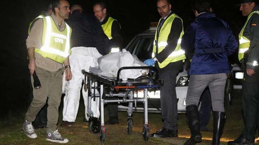 Los indicios apuntan a que el cuerpo hallado en Baiona pertenece al joven Iván Durán