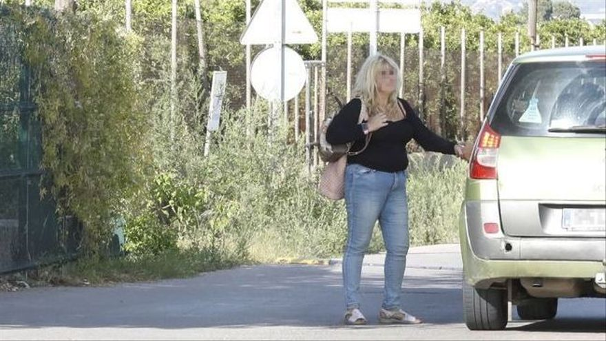 Prostitución en Castelló