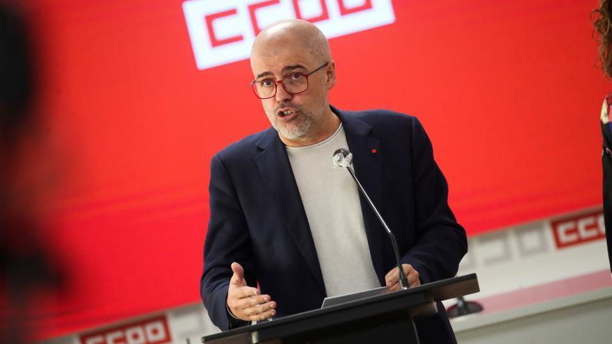"""Sordo: """"Si la vía para las reformas es el recorte, el conflicto está garantizado"""""""