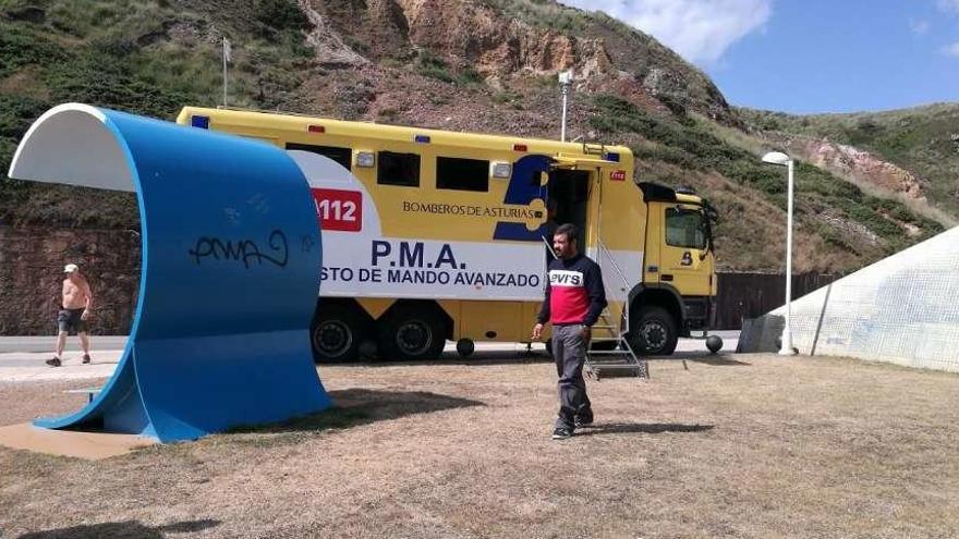 La Guardia Civil descarta intencionalidad en la caída al mar de Dévora Salas Blanco