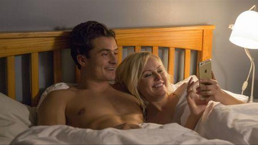 Orlando Bloom s'apunta a les sèries amb 'Easy'