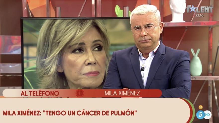 Mila Ximénez anuncia en Sálvame que tiene cáncer