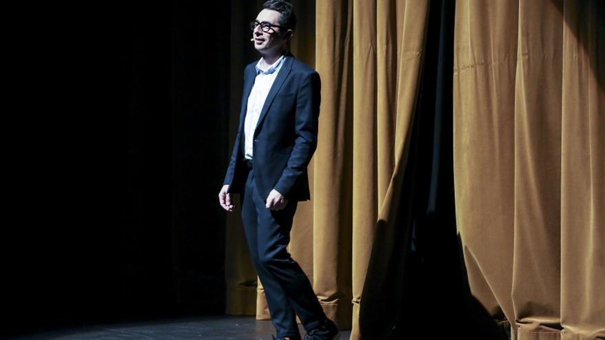 El cómico Berto Romero pospone su espectáculo en Gijón al próximo mes de junio