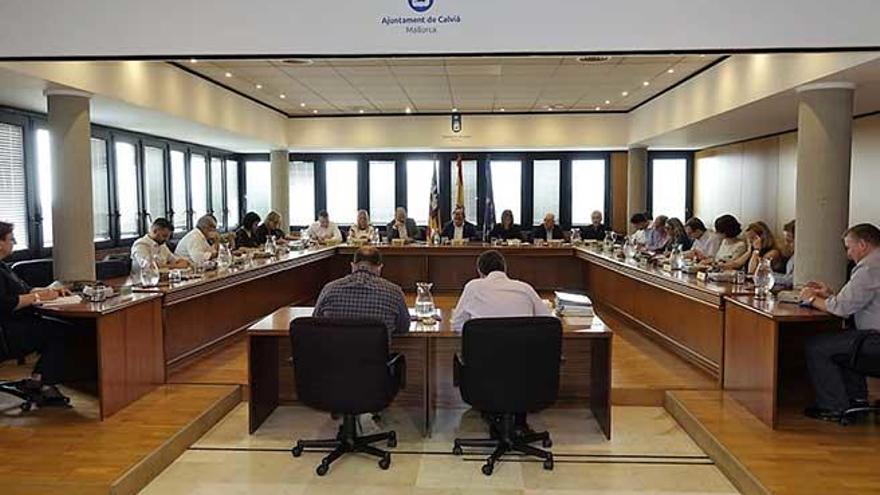 Sí Se Puede Calvià pide una auditoría municipal  como condición  para apoyar  los presupuestos
